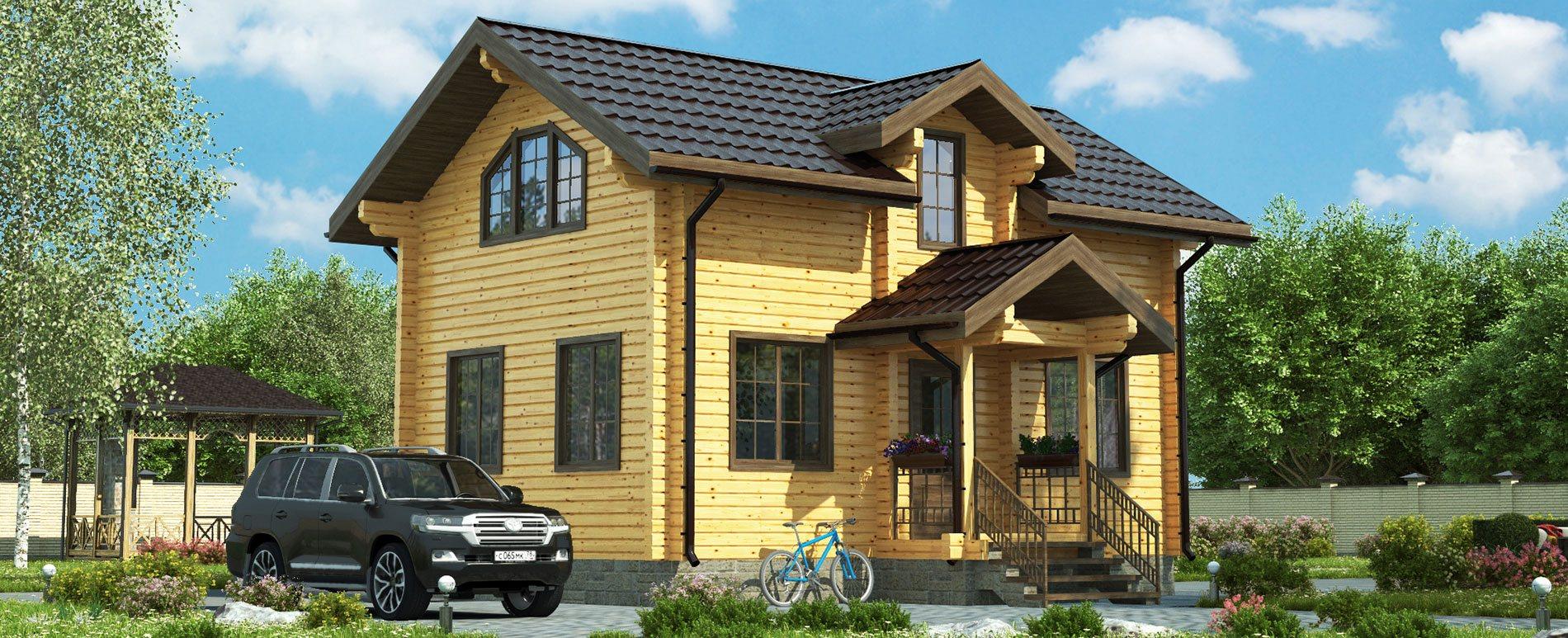 Дом 'Семейный' - лучше предложение 2019 года